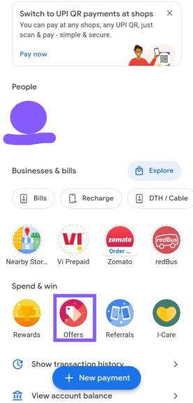 Google Pay Offer by Indian Oil