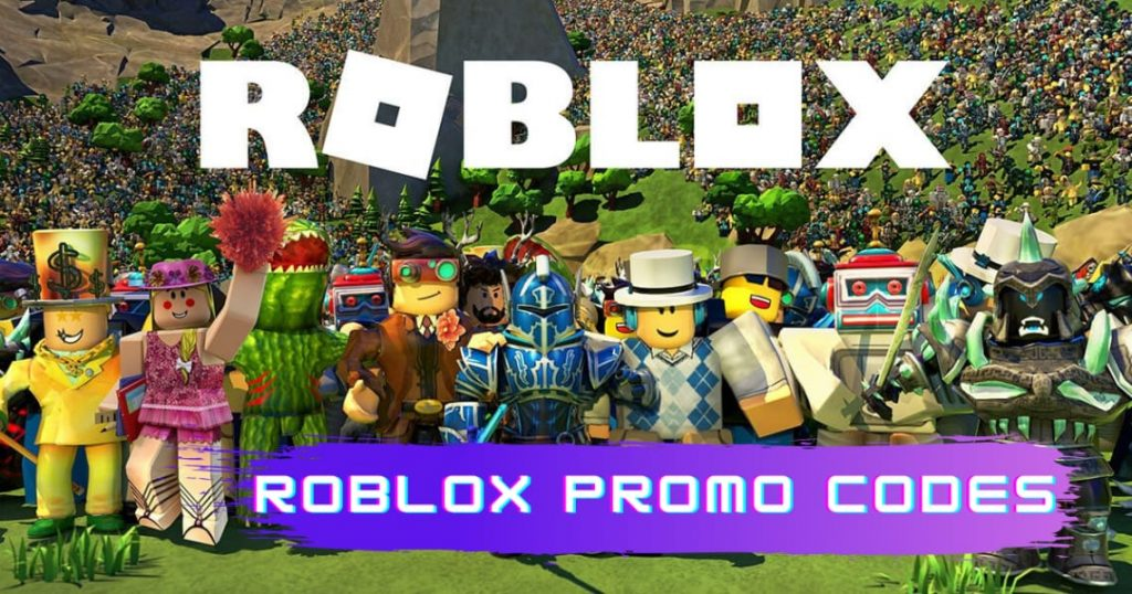 Roblox Promo Codes For Robux 2021